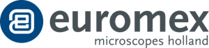 Euromex logo Mikroskope Led Beleuchtung